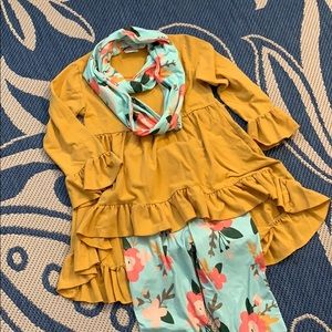Other - Cute Outfit girls size 3xl